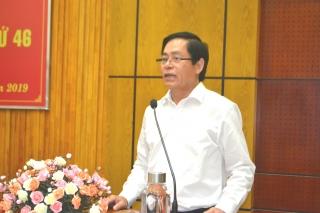 Công bố Quyết định của Ban Bí thư chỉ định Uỷ viên BCH Đảng bộ tỉnh nhiệm kỳ 2015-2020