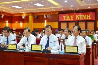 Khai mạc kỳ họp thứ 13, HĐND tỉnh Tây Ninh khoá IX