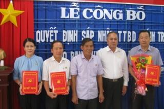 Tân Biên: Sáp nhập Trung tâm Bồi dưỡng chính trị vào Ban Tuyên giáo Huyện uỷ