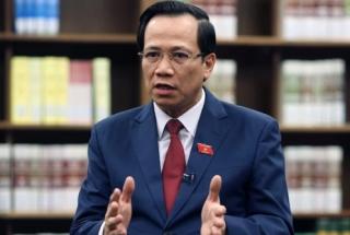 Bộ trưởng Đào Ngọc Dung: 'Không có chuyện vỡ quỹ bảo hiểm xã hội'