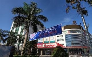 Chuẩn bị khai trương siêu thị Co.opmart SCA Tây Ninh