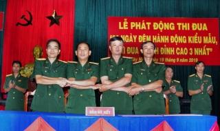 Hướng về Đại hội thi đua Quyết thắng LLVT Quân khu 7 giai đoạn 2014-2019