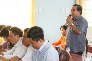 Nhiều dân quân tự vệ ở xã An Tịnh mong được hưởng chế độ trợ cấp một lần
