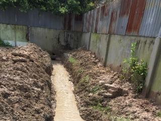 Hoà Thành, thành phố Tây Ninh: Khắc phục tình trạng ngập úng cục bộ