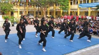 Tân Biên: Khai mạc Hội khoẻ Phù Đổng năm học 2019-2020