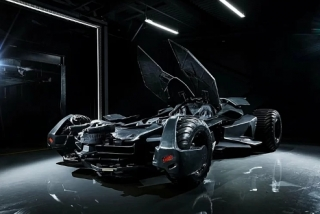 Batmobile - siêu xe 'Người Dơi' giá 850.000 USD