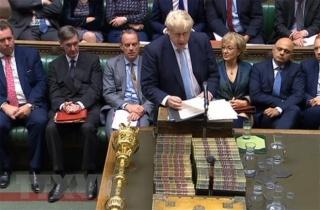Chính phủ Anh lên kế hoạch tổ chức phiên họp quốc hội đặc biệt