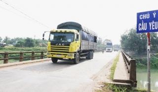 Sửa chữa một số cây cầu ở huyện Dương Minh Châu và Bến Cầu