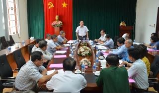 Giám sát việc lãnh đạo khắc phục, sửa chữa khuyết điểm của tổ chức Đảng, đảng viên
