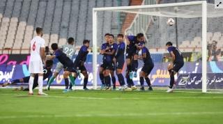 Campuchia thua 0-14 trước Iran ở vòng loại World Cup 2022