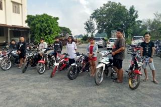 CATP.Tây Ninh: Bắt giữ nhóm thanh thiếu niên tụ tập tham gia cổ vũ đua xe, chạy xe nẹt pô