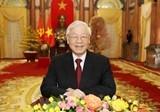 Tổng Bí thư, Chủ tịch nước Nguyễn Phú Trọng gửi điện mừng tân Chủ tịch nước Cuba