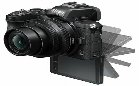 Nikon ra máy mirrorless giá 860 USD