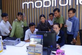 Thanh tra hoạt động quản lý thông tin thuê bao di động