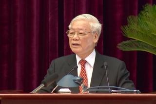 Toàn văn bế mạc Hội nghị Trung ương 11 của Tổng Bí thư,Chủ tịch nước Nguyễn Phú Trọng