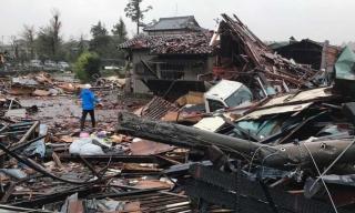 Nhật Bản: Bão 'quái vật' Hagibis đoạt mạng 8 người, hơn 100 người bị thương