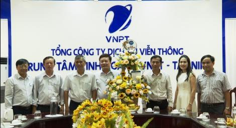 Đài PTTH Tây Ninh: Chúc mừng doanh nghiệp nhân Ngày Doanh nhân Việt Nam