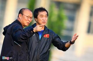 VFF chắc chắn ký hợp đồng mới với thầy Park