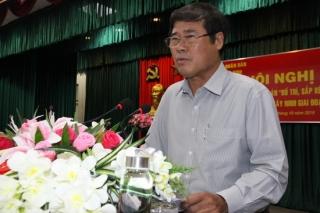 """Tổng kết Đề án """"Bố trí, sắp xếp, ổn định 3 khu dân cư biên giới Bắc Tây Ninh"""""""