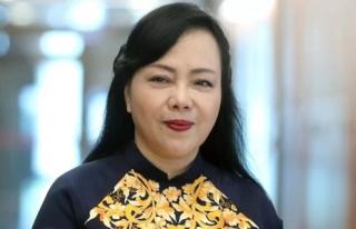 Bà Nguyễn Thị Kim Tiến dự kiến được miễn nhiệm chức Bộ trưởng Y tế