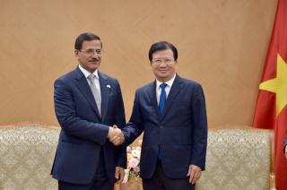 Việt Nam - đối tác chiến lược quan trọng nhất của UAE ở Đông Nam Á