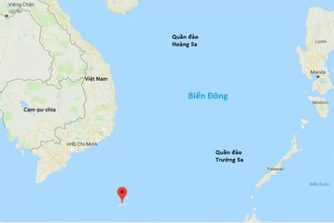 Ba căn cứ chứng minh bãi Tư Chính thuộc Việt Nam