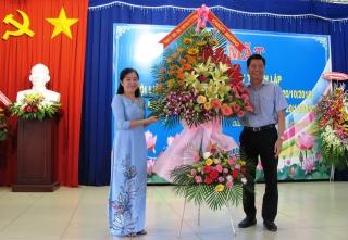 Nhiều hoạt động kỷ niệm ngày thành lập Hội LHPN Việt Nam