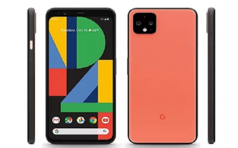 Google ra bộ đôi Pixel 4 - smartphone đầu tiên có radar