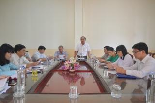 Hoà Thành: Triển khai công tác tổ chức kỳ họp thứ 12 HĐND huyện
