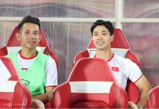 HLV Park Hang-seo cho rằng còn quá sớm để nghĩ đến cơ hội vào vòng loại cuối cùng ở khu vực châu Á, dù Việt Nam đang đứng thứ hai bảng G.