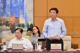Kỳ họp 8 Quốc hội sẽ xem xét, quyết định công tác nhân sự