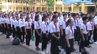 Tân Biên: Khai mạc kỳ thi chọn học sinh giỏi THCS 2019