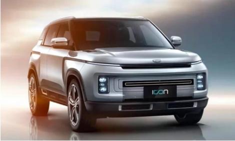 Geely Icon - xe Trung Quốc đột phá thiết kế