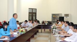 Bưu điện Tây Ninh: Ký kết Thỏa thuận hợp tác cùng Công đoàn Viên chức tỉnh