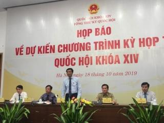 Kỳ họp thứ 8, Quốc hội khóa XIV: Sẽ kéo dài thêm 3 ngày, tăng thời gian hỏi đáp giữa đại biểu và các bộ trưởng
