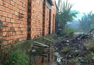 Xã Bàu Đồn: Khoảng 200m mương thoát nước gây ô nhiễm