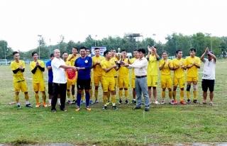 Đội Cầu Khởi vô địch