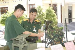 Hiệu quả từ cuộc vận động quản lý, khai thác vũ khí trang bị kỹ thuật