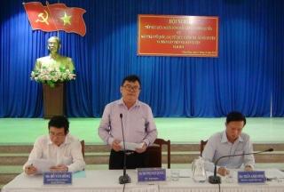 Trảng Bàng: Đối thoại giữa người đứng đầu cấp ủy, chính quyền với Mặt trận, các tổ chức chính trị - xã hội và nhân dân