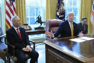 Tổng thống Trump lạc quan về thỏa thuận thương mại với Trung Quốc