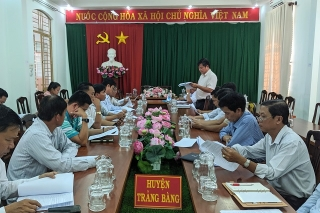 Trảng Bàng: Triển khai sản xuất bắp nhân giống vụ Đông Xuân
