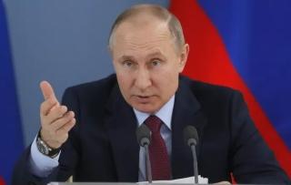 Chiến thắng của Tổng thống Putin