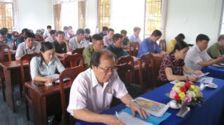 Tân Biên: Sơ kết thực hiện Đề án tìm kiếm, quy tập hài cốt liệt sĩ năm 2019