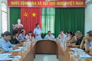 UB.MTTQVN Tây Ninh: Giám sát thực hiện công tác giảm nghèo bền vững tại Trảng Bàng