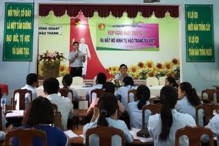 Châu Thành: Ra mắt mô hình Tự hào trang Sử Việt