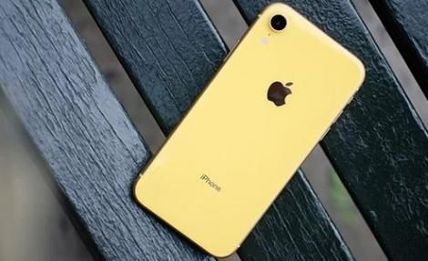 iPhone XR vẫn là smartphone bán chạy nhất của Apple