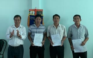 Thành lập Trung tâm VHTT-TT huyện Châu Thành