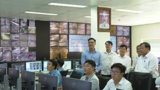 Tham quan Trung tâm Điều hành giao thông thông minh TP.HCM