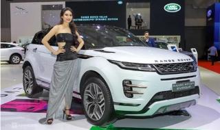 Range Rover Evoque 2019 giá gần 4 tỷ