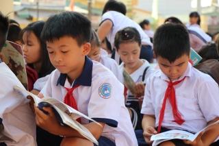 Sôi nổi ngày hội đọc sách